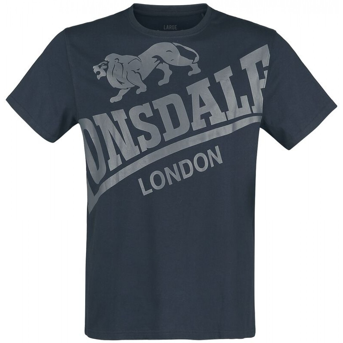 ΑΝΔΡΙΚΟ T-SHIRT LONSDALE WATTON-NAVY