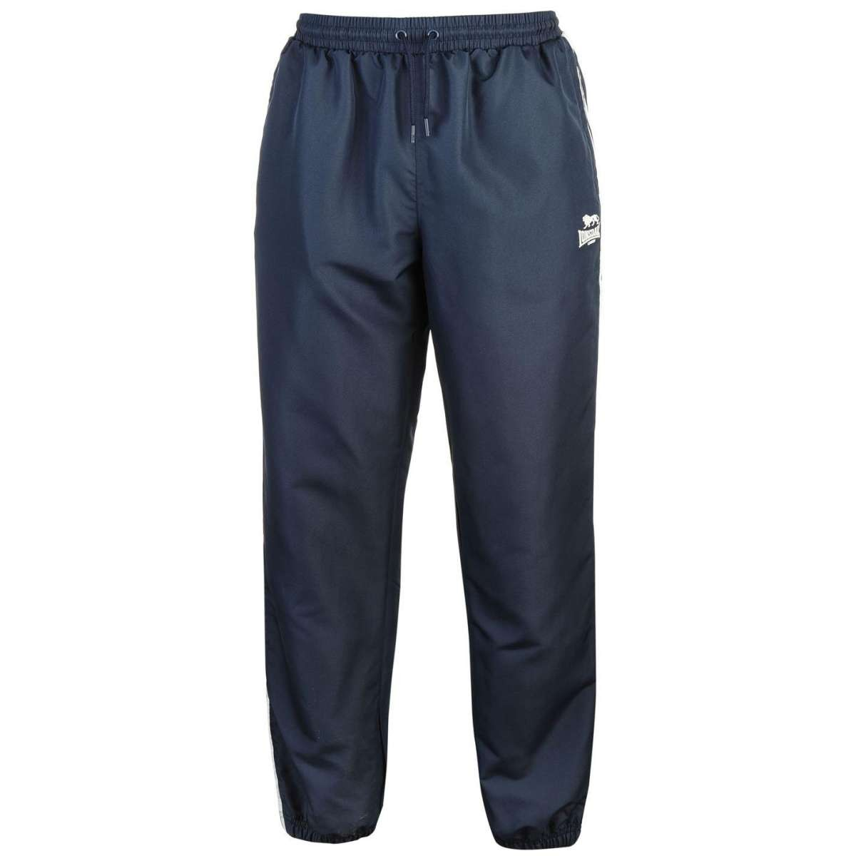 ΑΝΔΡΙΚΗ ΦΟΡΜΑ LONSDALE 2 STRIPE TRACKSUIT BOTTOMS-NAVY