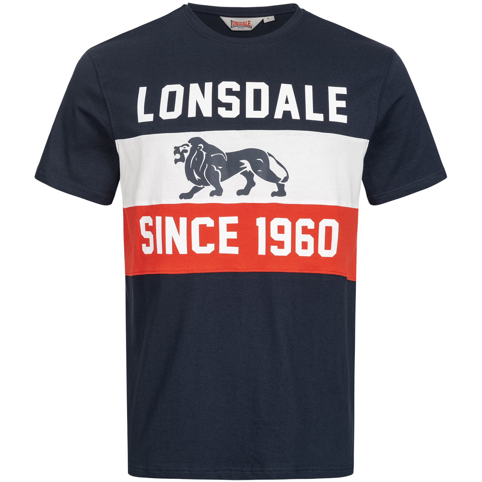 ΑΝΔΡΙΚΟ T-SHIRT LONSDALE SOUTHWORLD