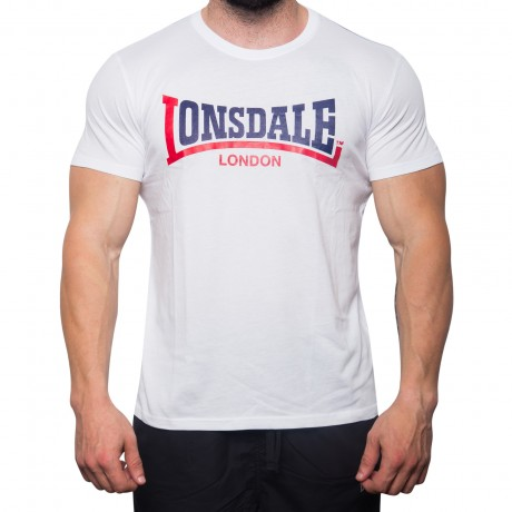 Ανδρικό T-Shirt Lonsdale TWO TONE Men Regular Fit