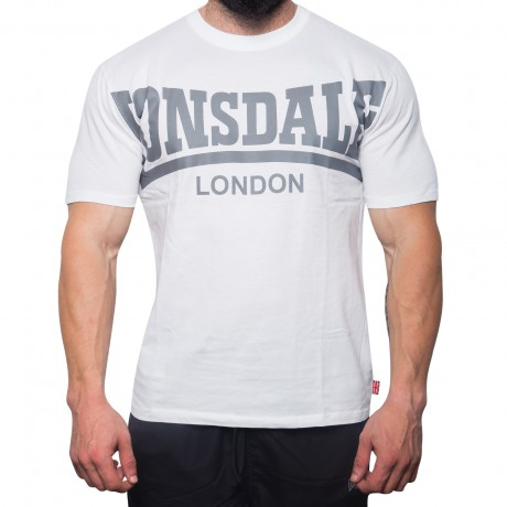 small_imageΑΝΔΡΙΚΟ ΜΠΛΟΥΖΑΚΙ LONSDALE T-SHIRT YORK WHITE