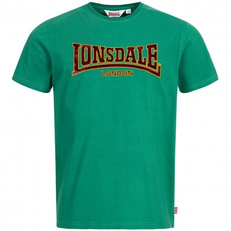 small_imageΑΝΔΡΙΚΟ T-SHIRT LONSDALE CLASSIC BOTTLE GREEN